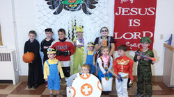 Our Little Lutherans