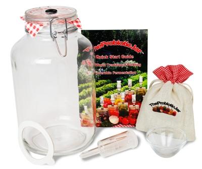 4 Liter Jar System