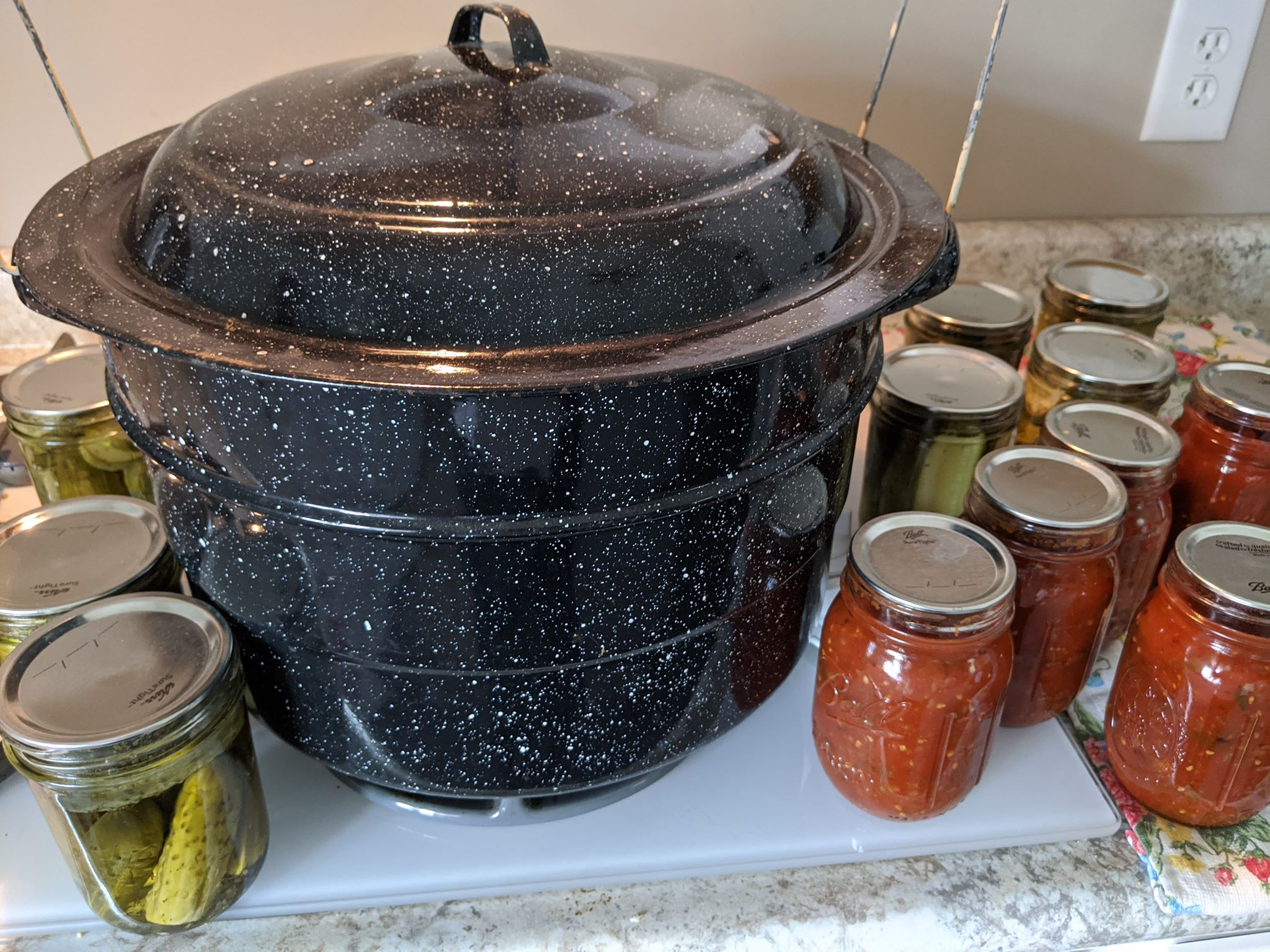 Canning 101 (Water Bath)
