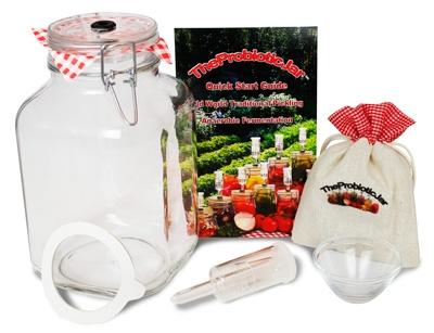 3 Liter Jar System