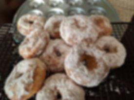 Doughnuts Dusted Powdered Sugar.jpg