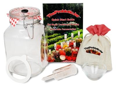 2 Liter Jar System