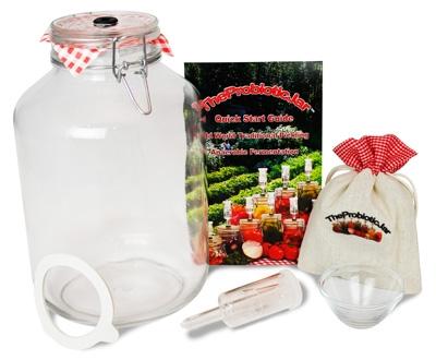 5 Liter Jar System