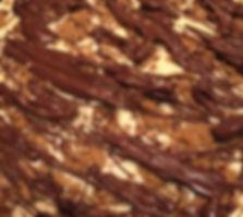 chocolate chunk skillet cheesecake sharo