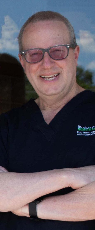Dr. Seth Rosenberg | Western Carolina Center for Hearing