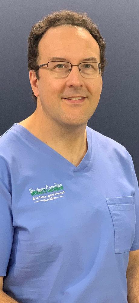Dr. Christopher Wenzel | Western Carolina Center for Hearing