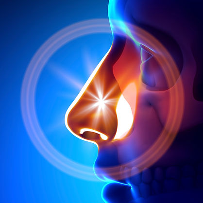 sinus surgery nose ent