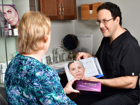 What is a facial plastic surgeon?