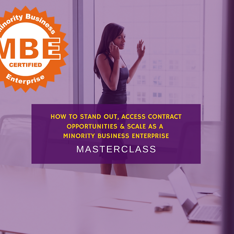 MBE/WBE Certification: How to Stand Out, Get Contracts & Scale