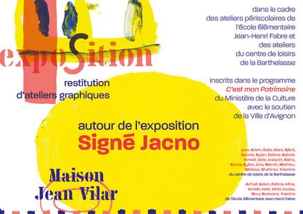 Atelier Signé Jacno