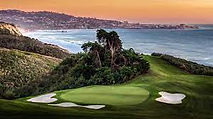 Golf at Torry Pines