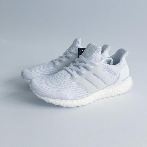 New Adidas Ultra Boost 3.0 Oreo Black White Size 16 S80636 RARE