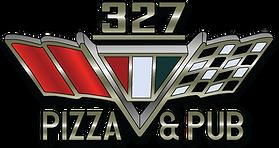 327 Pizza and pub Logo