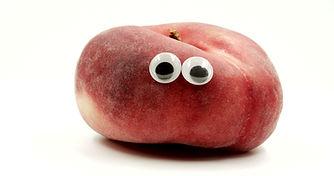 Googley eyes fruit