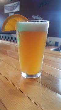 Cold oberon with orange