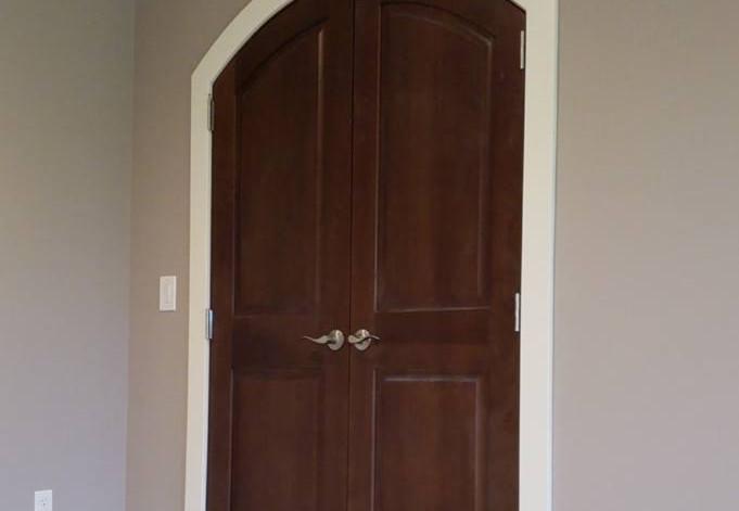 Custom Framed Doors
