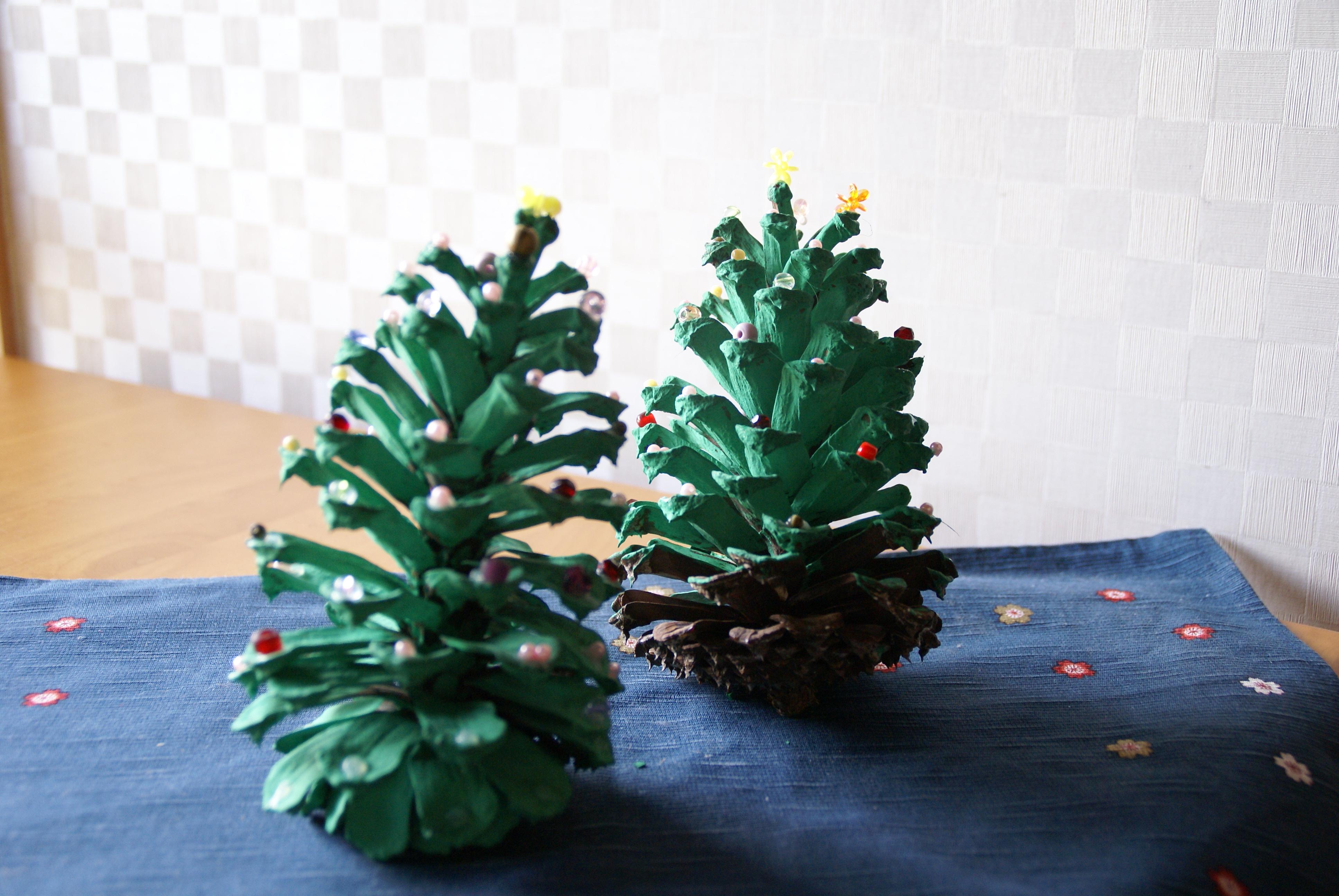 利用者作品「クリスマスツリー」