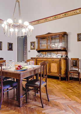 Sala colazioni/brakfast