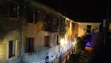 Casa Gozi e il B&B antica Bifora. S. Natale 2016