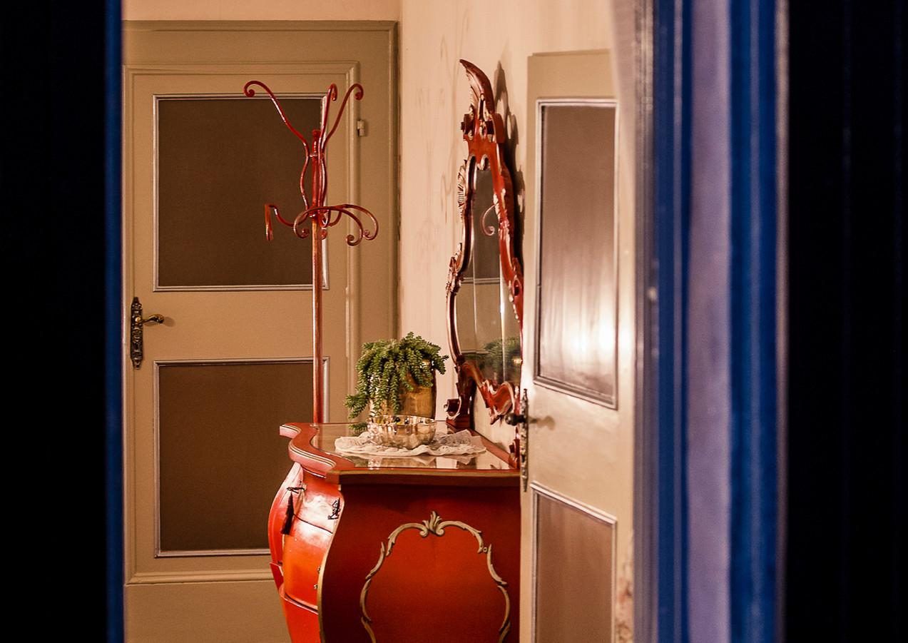 camera padronale matrimoniale veneziana