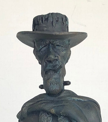 The Good... The Bad... The Creature (Faux Bronze)