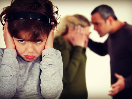 What Children Need To Survive In Their Parents' Divorce