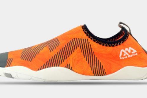 Aqua Shoe Ripples II