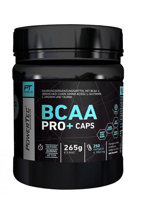 powerTec BCAA pro+