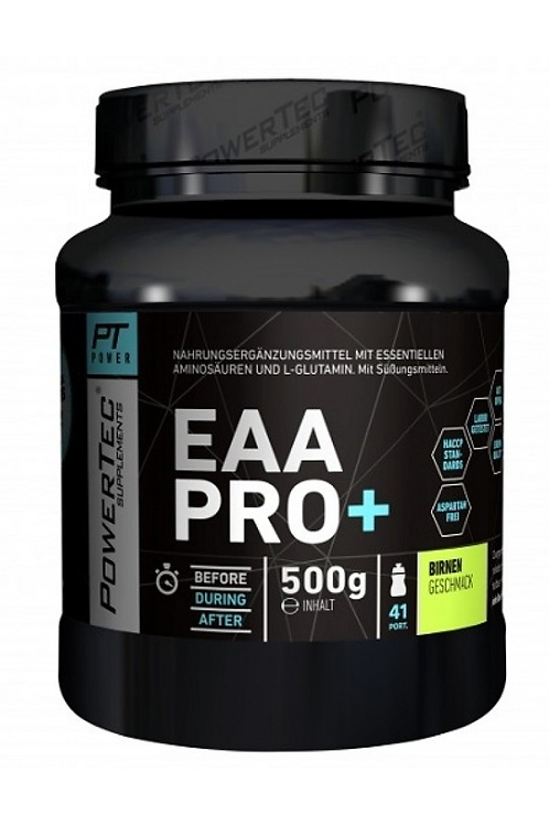 powerTec EAA pro+ Drink