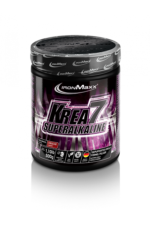 IronMaxx Krea7 Superalkaline Powder