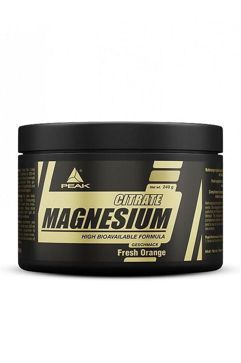 Peak Magnesium Citrat