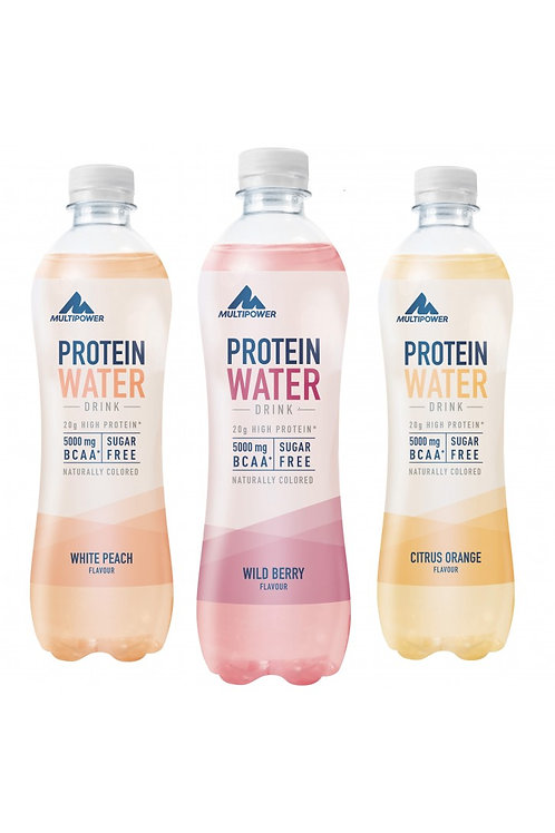 Multipower Protein Water Drink 12x500ml