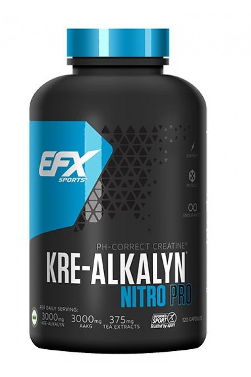 EFX Kre-Alkalyn Nitro Pro