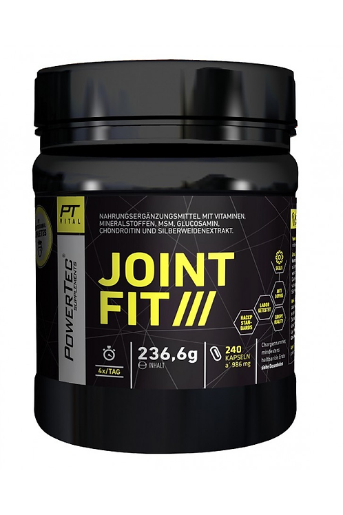 PowerTec Joint Fit Gelenkskapseln