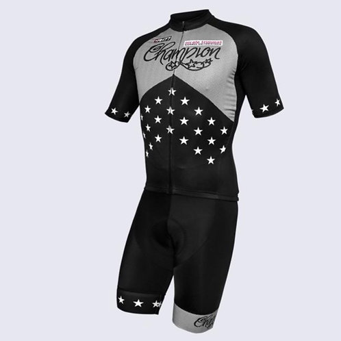 """""""Champion"""" kerékpáros ruha, kerékpáros mez"""