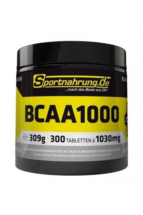 Sportnahrung BCAA 1000