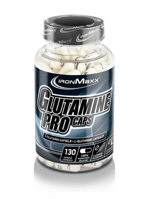 IronMaxx GLUTAMIN PRO (130 KAPSELN)