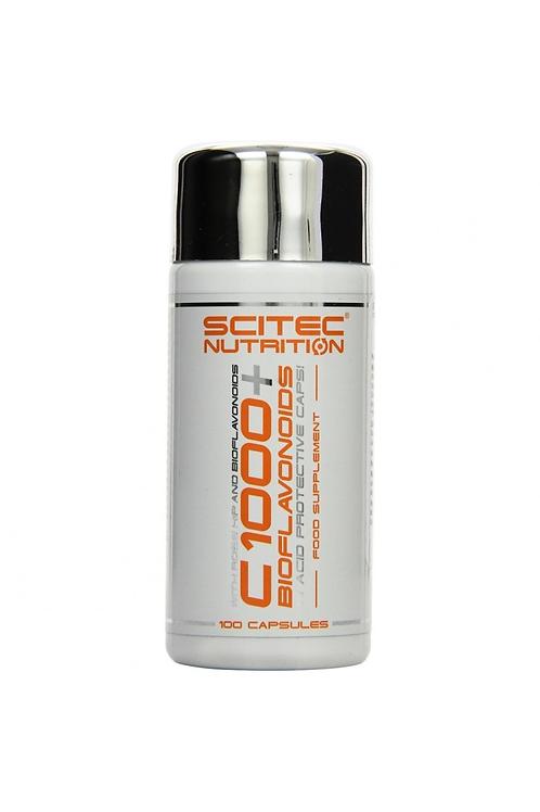 Scitec Nutrition C 1000 + Bioflavonoids