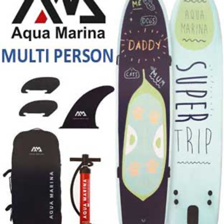 """Stand Up Paddle Super Trip 12/2"""""""