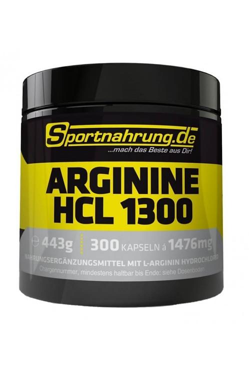 Sportnahrung Arginine HCL 1300