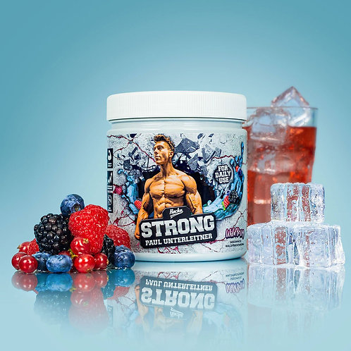 Rocka Nutrition Strong