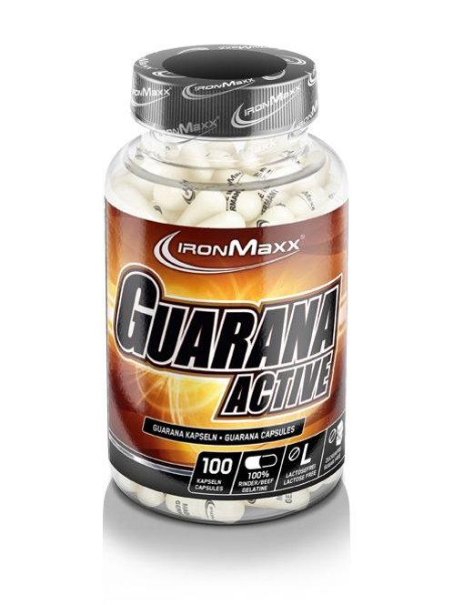 IronMaxx GUARANA ACTIVE (100 KAPSELN)