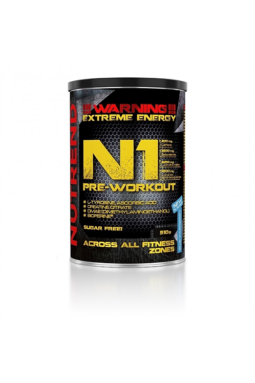 Nutrend N1 Pre Workout Booster