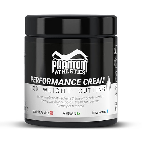 PERFORMANCE CREME for weight cut