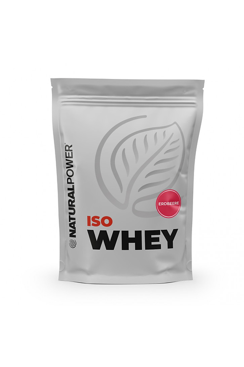 Natural Power ISO Whey
