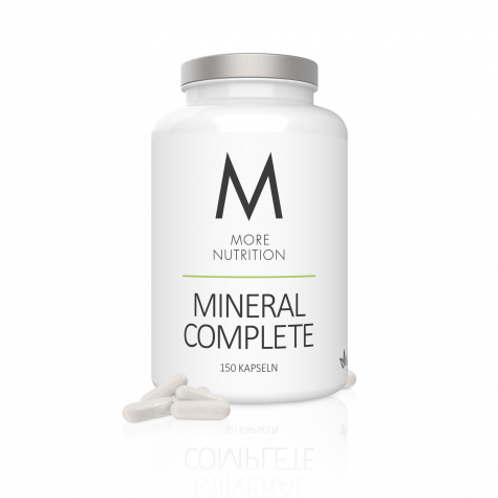 MORE NUTRITION - MINERAL COMPLETE