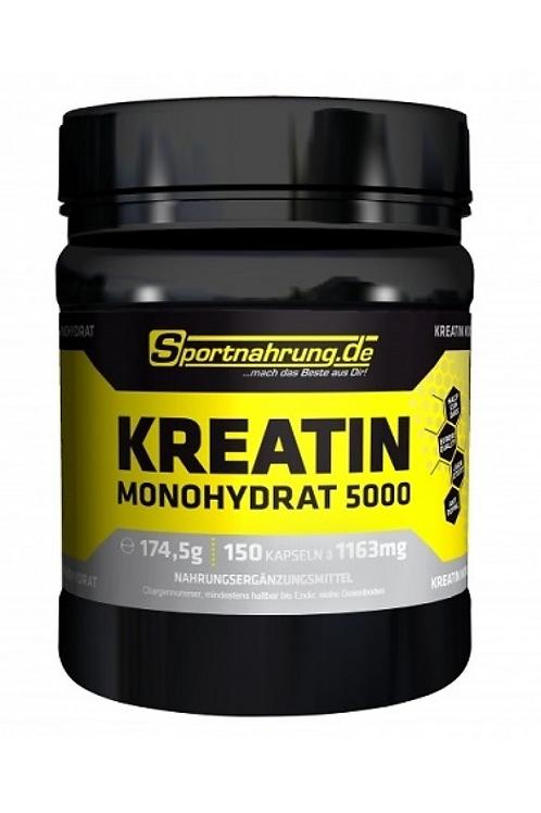 Sportnahrung 5000 Kreatin Monohydrat