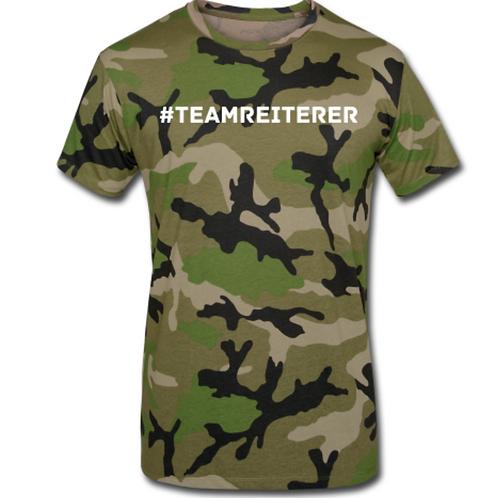 Männer Camouflage-Shirt