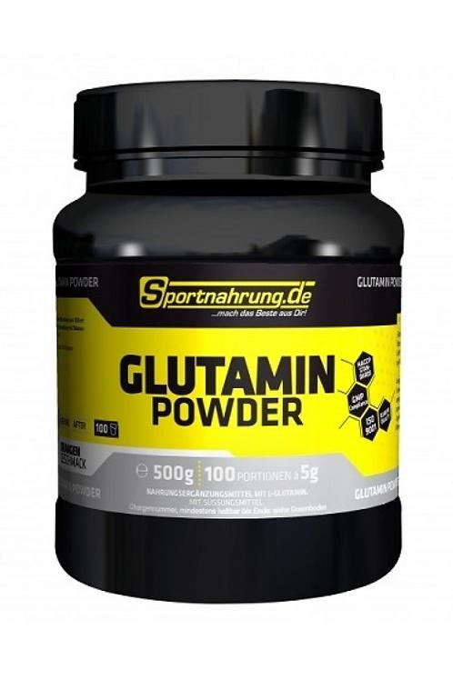 Sportnahrung Glutamin Powder