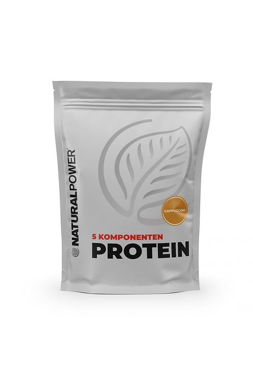 Natural Power 5 Komponenten Protein